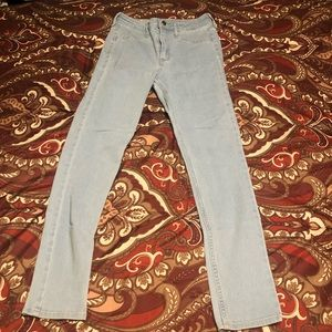 H&M High Ankle Jeans